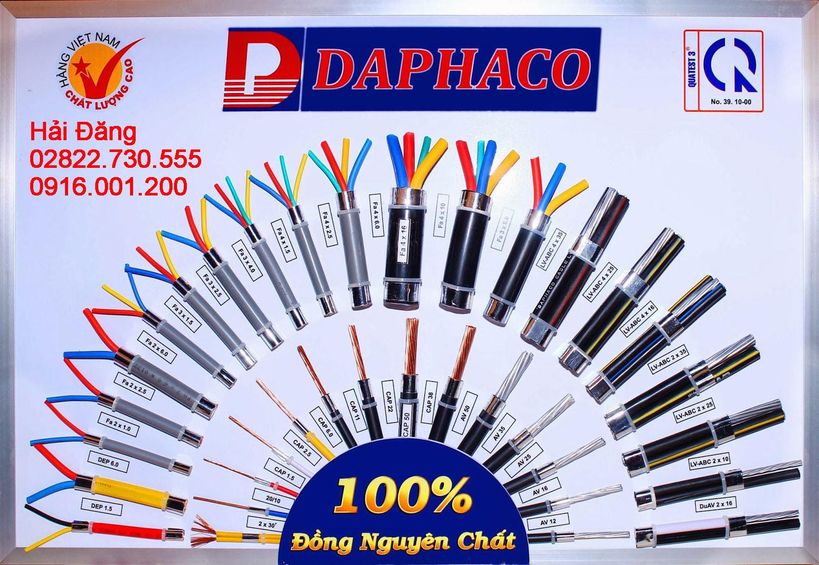 daphaco 1