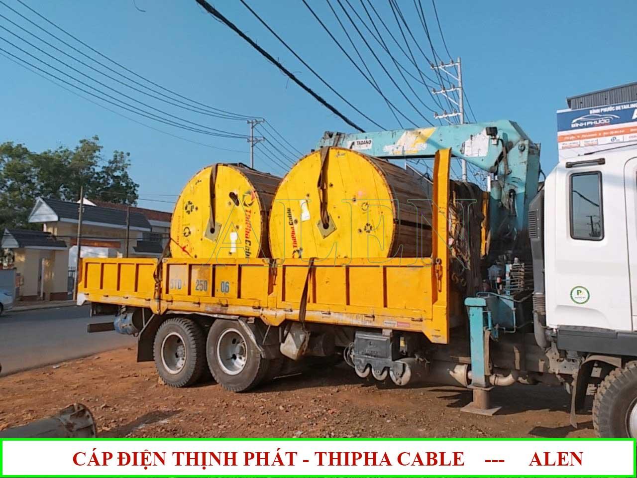 Bảng giá cáp điện Thịnh Phát