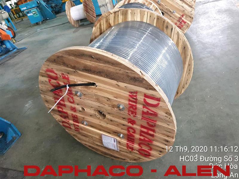 Bảng giá dây cáp điện Daphaco 2021
