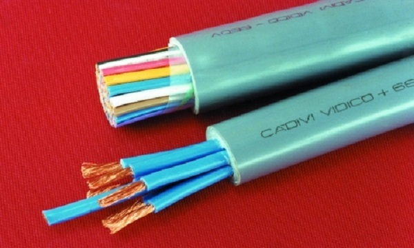 Dây cáp điện nhiều lõi cho khả năng kết nối dễ dàng