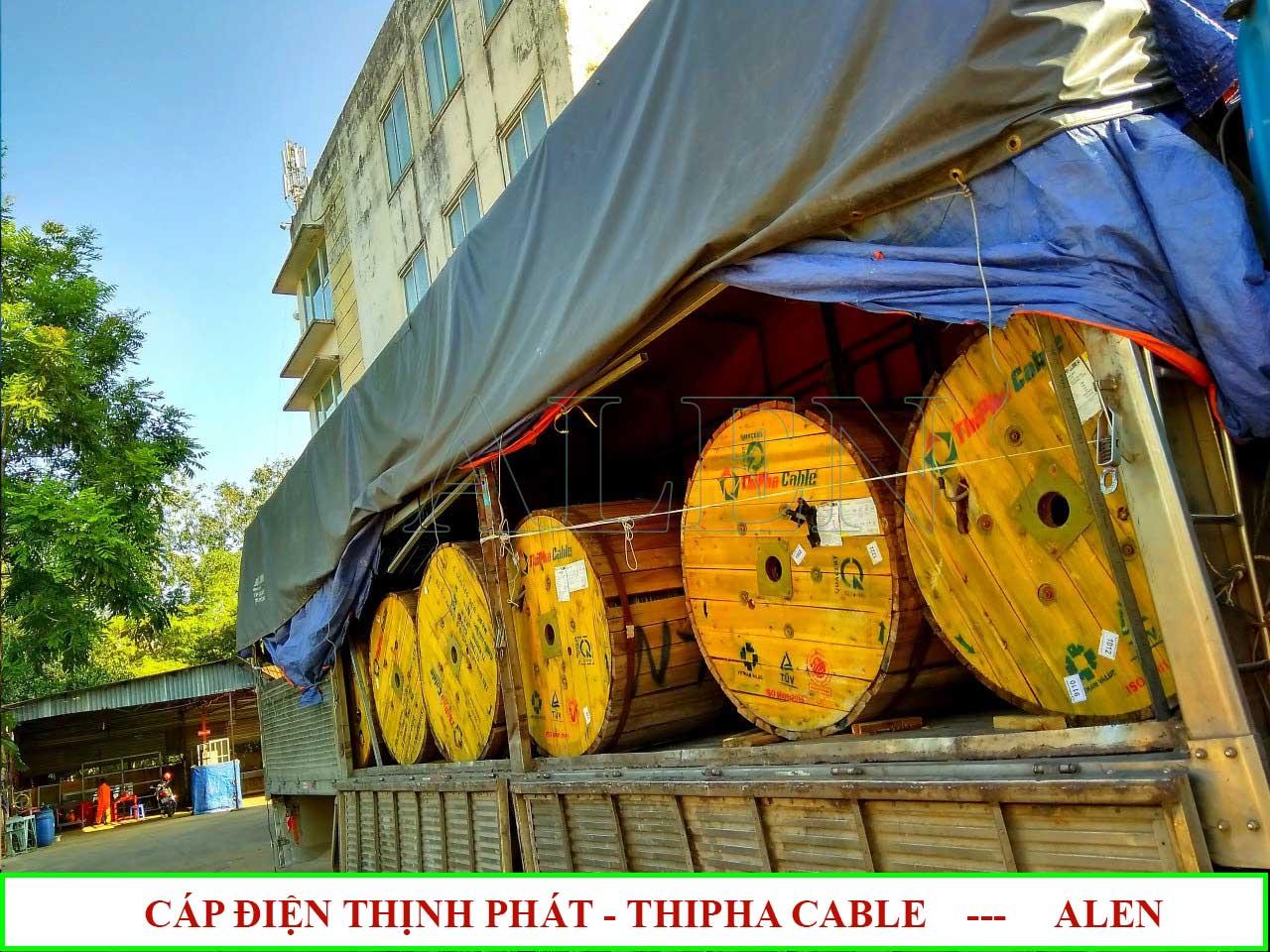 dây cáp điện Thịnh Phát