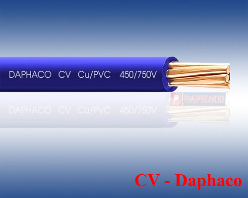 dây điện cv daphaco