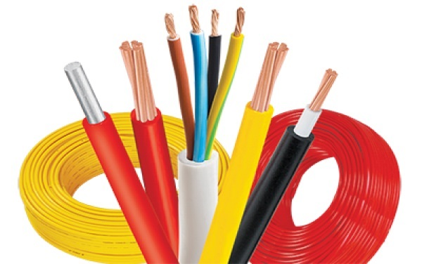 Sử dụng vỏ bọc PVC bên ngoài dây điện ngoài trời Cadivi